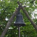 Zvon na Nebeški gori.